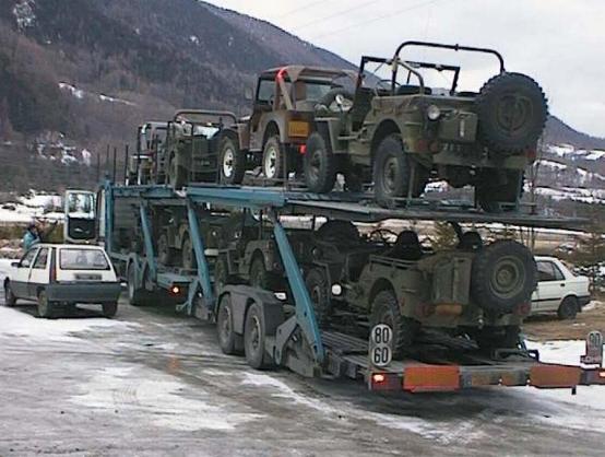 La Jeep Hotchkiss M201